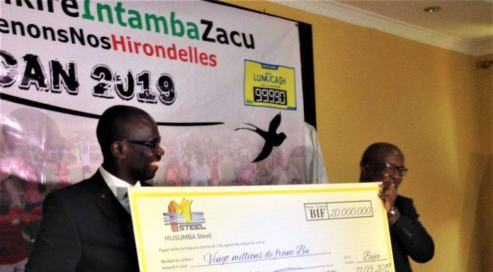 Un chèque de vingt millions octroyé à la FFB