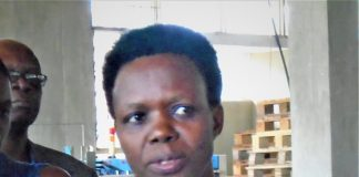 Dr. Janvière Ndirahisha,Ministre de l'Education,Formation Technique et Professionelles