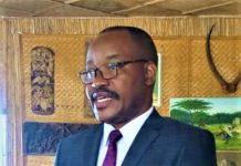 Hon. Audace Niyonzima, Commissaire Général de l'Office Burundais des Recettes