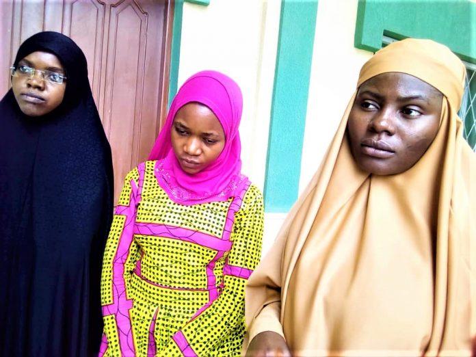 Les femmes musulmanes qui ont participé à la conférence organisée par le FEIMB