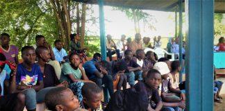 Les enfants en situation de rue rassemblés par ABMPD