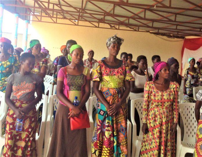Vie partielle de 100 femmes bénéficiaires du projet mpaka shmba letu
