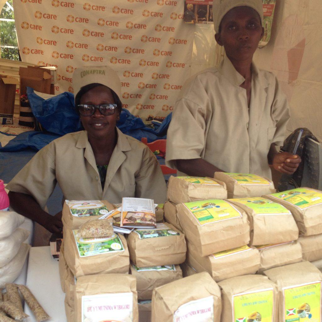 Les coopératives de transformation agro-alimentaire des femmes