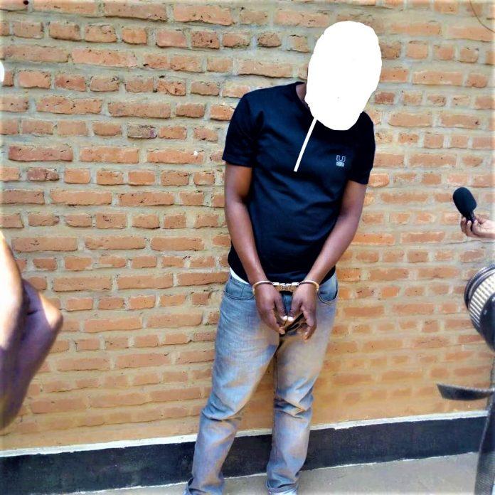 M. Omar Shomari Saidi ,un trafiquant de la drogue cocaïne