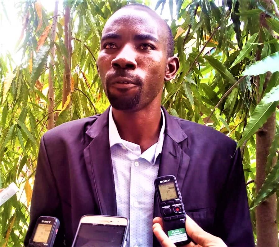 Ir Innocent Banigwaninzigo,président du cosolutium
