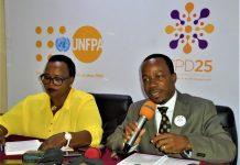 Dr.Tiemoko Richmand,Représentant de UNFPA au Burundi
