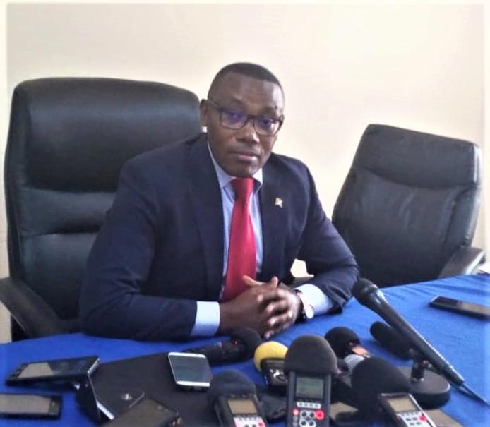 Dr.Thadée Ndikumana,Ministre de la santé