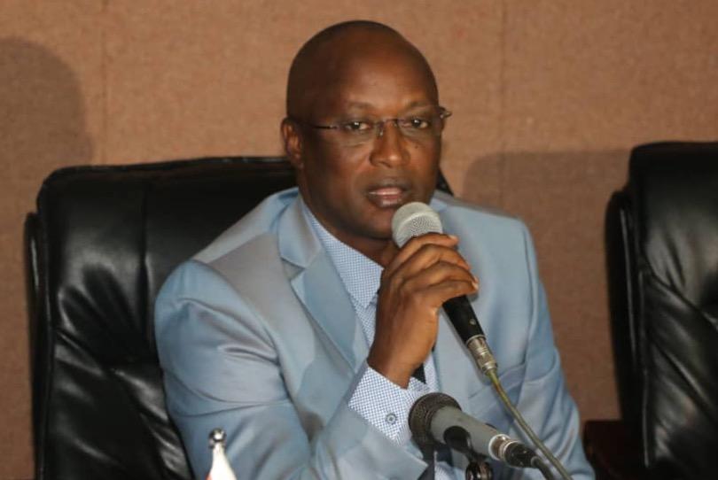 Gaston Sindimwo,le 1er Vice-Président de la République du Burundi