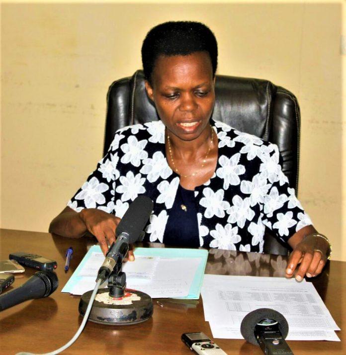 Dr. Janvière Ndirahisha,la ministre en charge de l'éducation