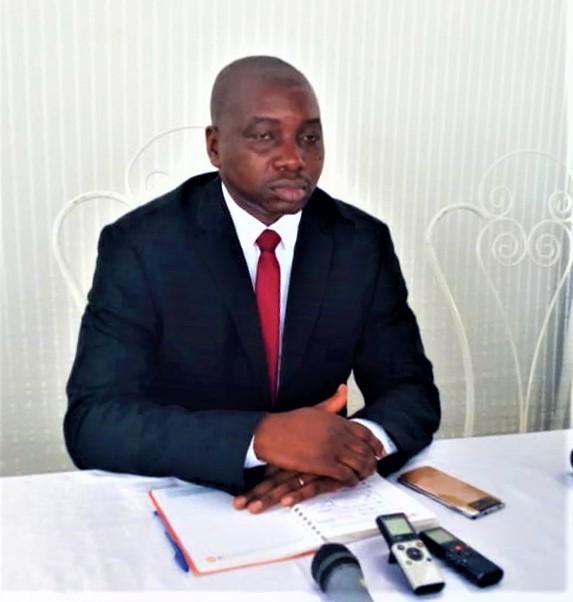 """M. Felix Ngendabanyikwa, le Secrétaire Permanent au MDPHASG """"ces personnes faisaient du commerce ambulant, la mendicité et  autres ont quitté leurs domiciles en 1993..."""""""