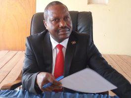 Le Ministre Dr Déo Guide Rurema