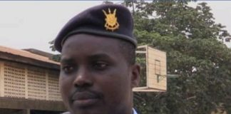 Pierre Nkurikiye ,porte-parole du ministère de Sécurité