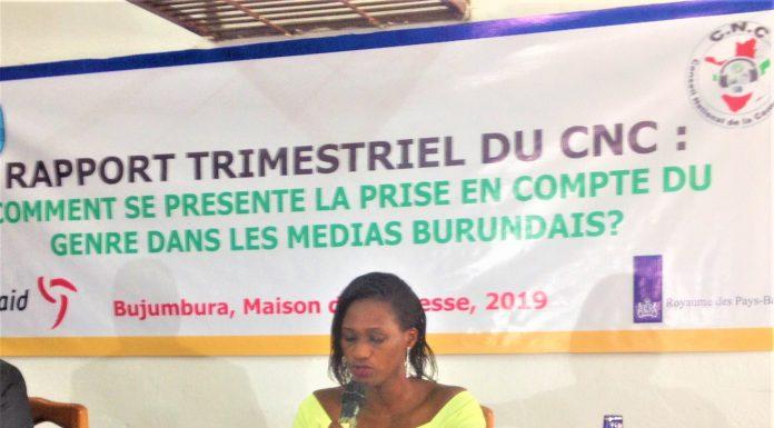 """Diane Ndonse,Présidente de l'AFJO:""""Les responsables des médias devraient prendre en compte la dimension genre lors des recrutements."""