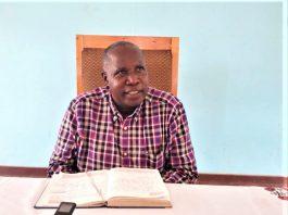 Nestor Kayobera, Directeur Général de l'organisation judiciaire au ministère de la Justice et avocat de l'Etat.