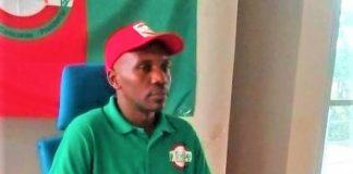 """Thérence Manirambona,porte-parole du Cnl""""plus de 50 permenances ont été démolies"""""""