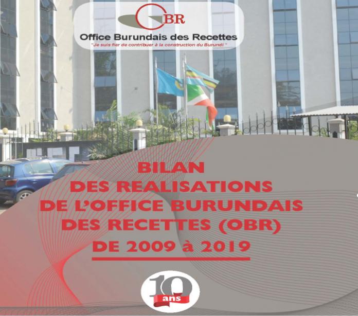 10è anniversaire de l'OBR