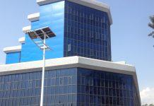 Hôtel de ville de Bujumbura