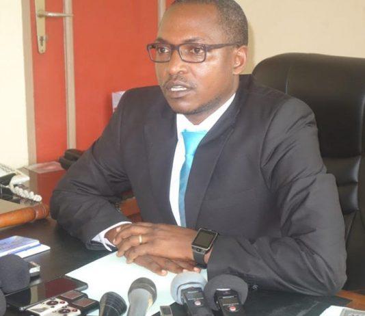Dr Sixte Vgny Nimuraba,président de la CNIDH