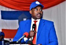 Anicet Niyonkuru,président et Candidat présidentiel du CDP