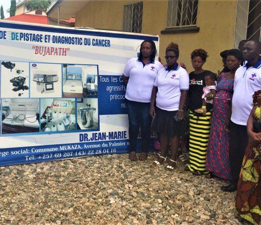 Bujapath lance la campagne de dépistage du cancer du col de l'utérus.