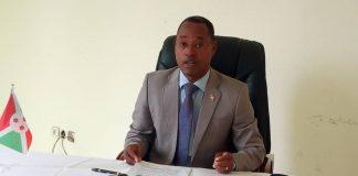 Edouard Nduwimana,Ombudsman burundais