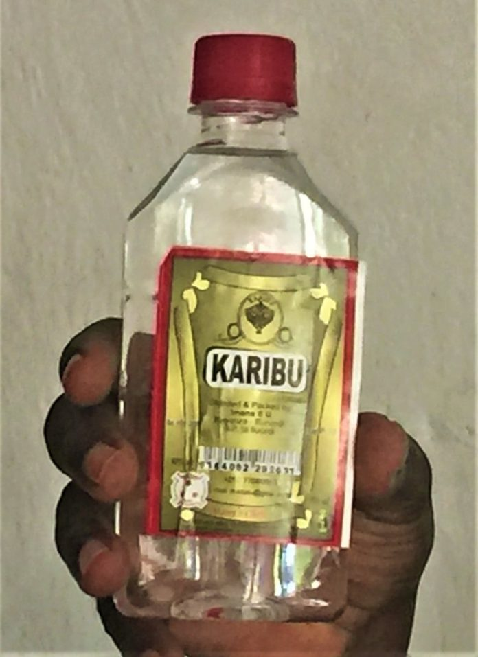 Karibu boisson considérée comme un des