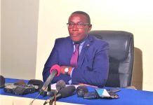 Dr Thadée Ndikumana,le ministre ayant charge le MSPLS dans ses attributions