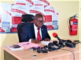 Joseph Ndayizeye, Chef de Service Gestion de l'Impôt à l'OBR