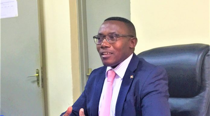 Dr Thaddée Ndikumana,ministre de la santé publique et lutte contre le sida au Burundi