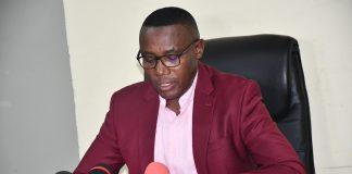 Dr Thaddée Ndikumana, ministre du MSPLS