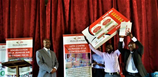 Ecole d'excellence de Makamba primée par l'OBR