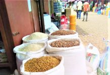 production agricole satisfaisante