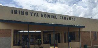 Bureau communal de cankuzo