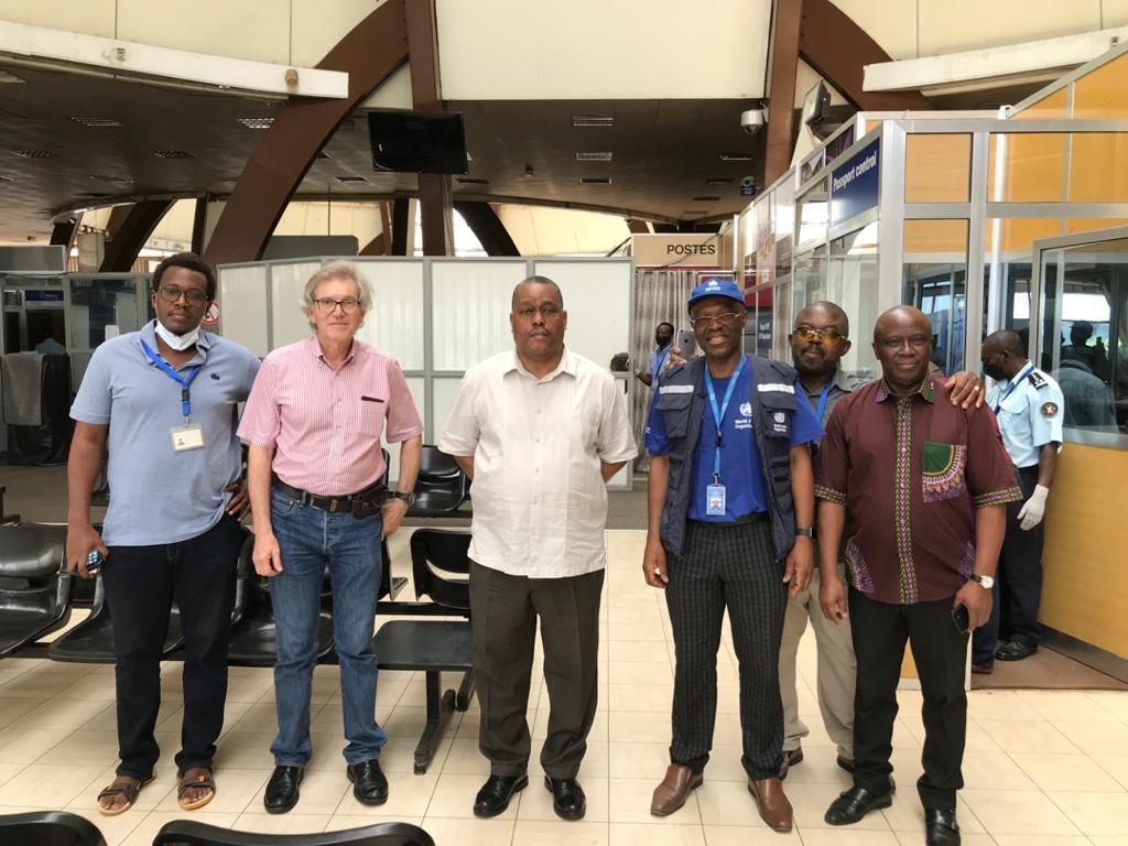 Les trois experts  et le Représentant de l'OMS expulsés du territoire Burundais