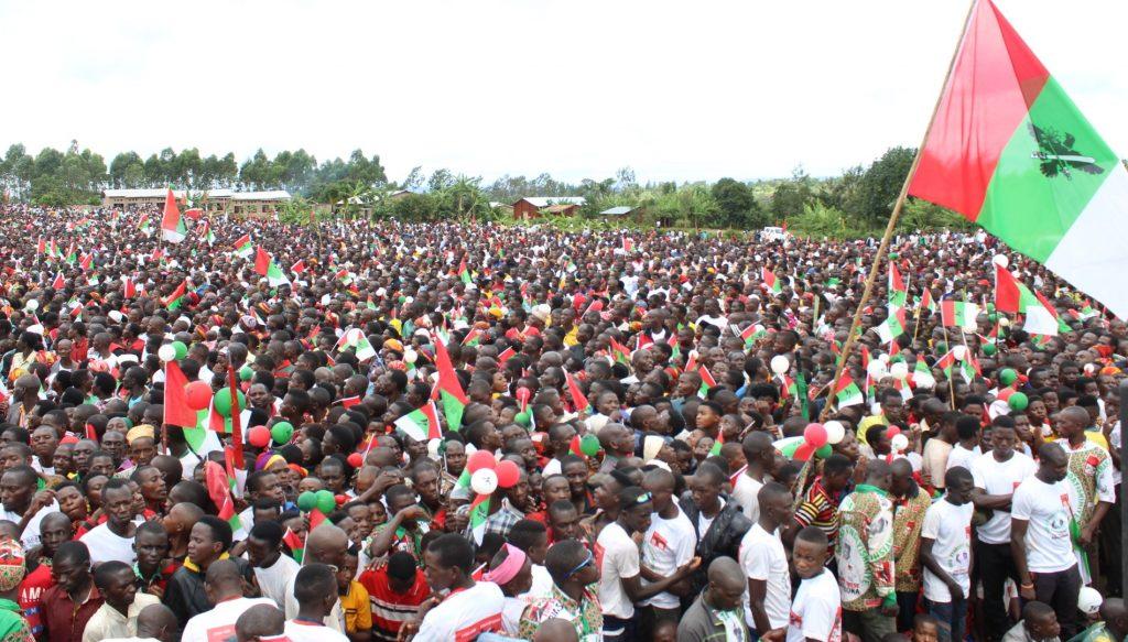 Les Bagumyabanga de Kirundo