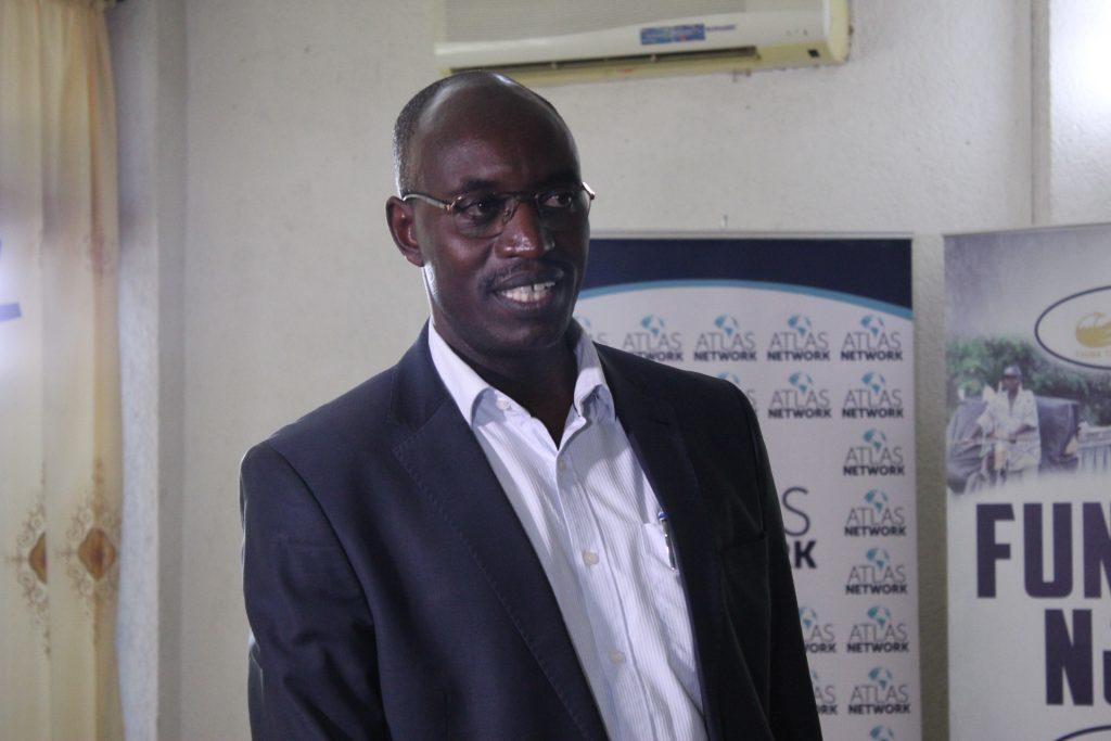 Prof Léonidas Ndayizeye