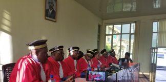 Les juges de la Cour constitutionnelle confirment la victoire d'Evariste Ndayshimiye.