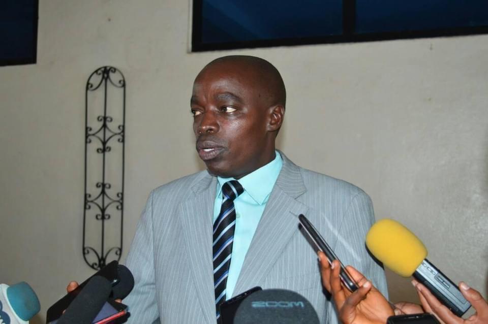 Stany Ngendakumana,porte-parole de l'Obr