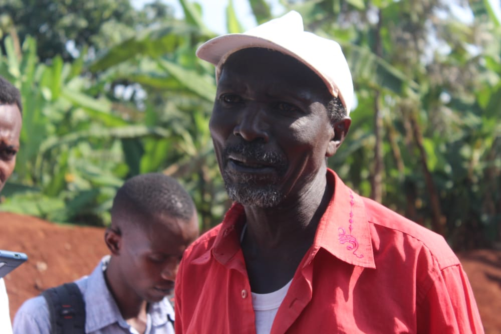Miburo, témoin des tuéries de 1972 en commune Vumbi