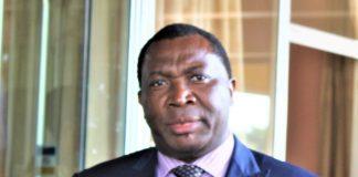 Domitien Ndihokubwayo, ministre des finances et du budget