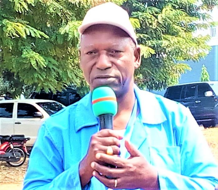 Pierre Claver Ndayicariye, Président de la Cvr