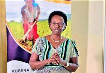 """Agathe Nsengiyumva :la femme burundaise rencontre beaucoup de contraintes liées à la culture et la tradition burundaise , les stéréotypes de tout genre """""""