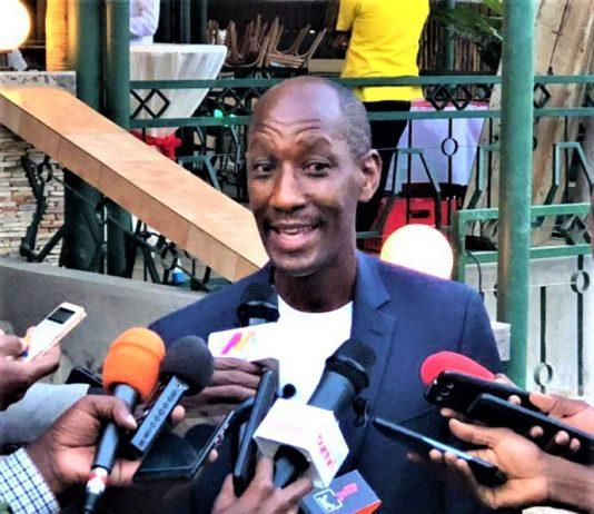 Venuste Niyongabo, Olympien burundais aux JO de 1996 aux USA